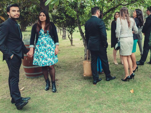 El matrimonio de Alvaro y Jeral  en San Bernardo, Maipo 36