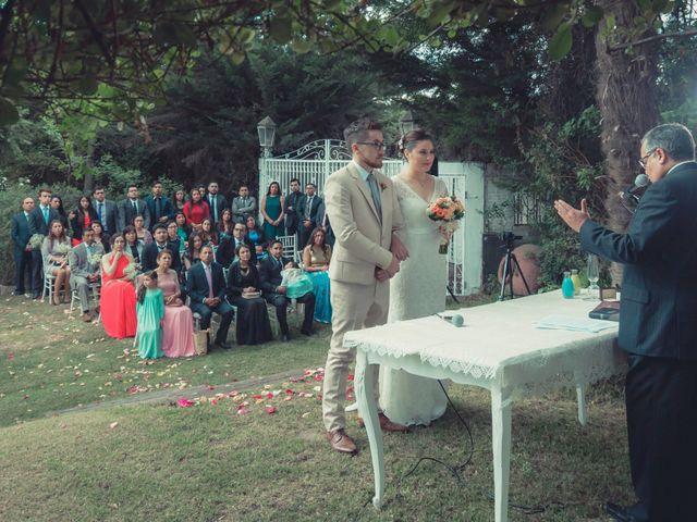 El matrimonio de Alvaro y Jeral  en San Bernardo, Maipo 41