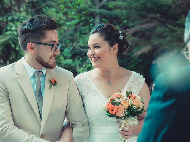 El matrimonio de Alvaro y Jeral  en San Bernardo, Maipo 43