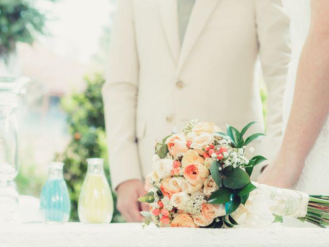 El matrimonio de Alvaro y Jeral  en San Bernardo, Maipo 46