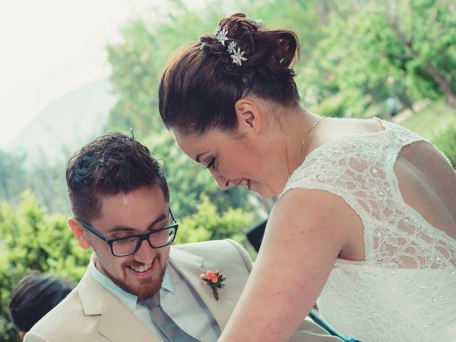 El matrimonio de Alvaro y Jeral  en San Bernardo, Maipo 48