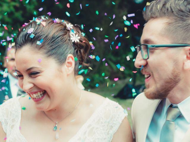 El matrimonio de Alvaro y Jeral  en San Bernardo, Maipo 50