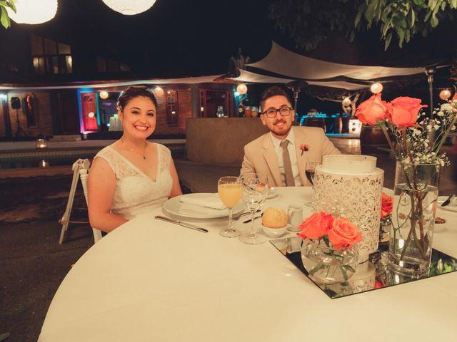 El matrimonio de Alvaro y Jeral  en San Bernardo, Maipo 64