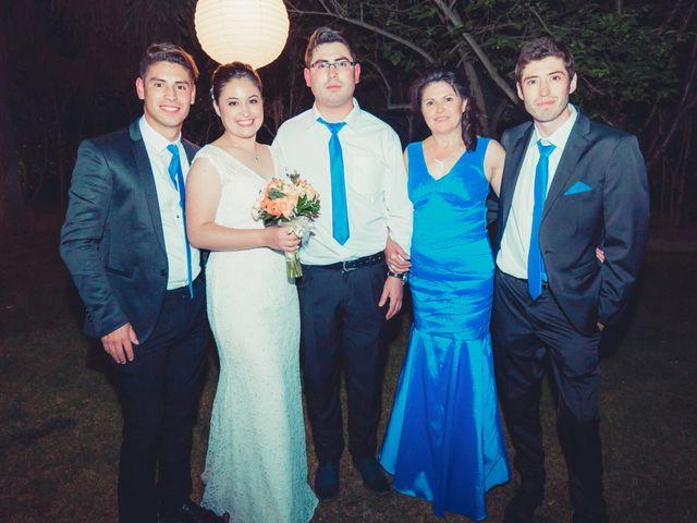El matrimonio de Alvaro y Jeral  en San Bernardo, Maipo 69