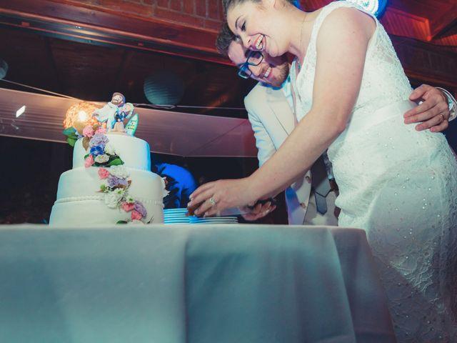El matrimonio de Alvaro y Jeral  en San Bernardo, Maipo 74