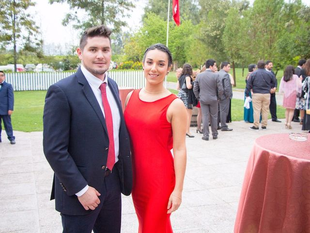 El matrimonio de Enzo y María José en San Bernardo, Maipo 21