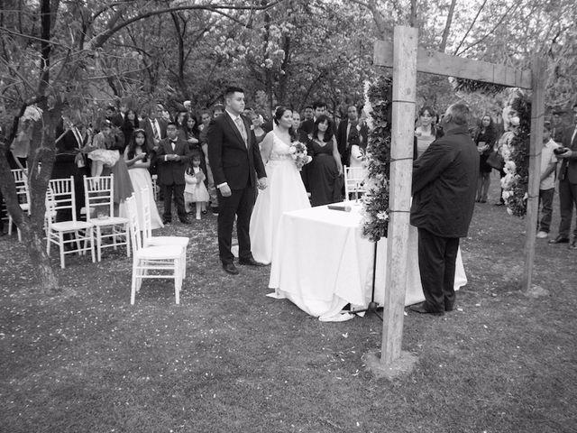 El matrimonio de Enzo y María José en San Bernardo, Maipo 24