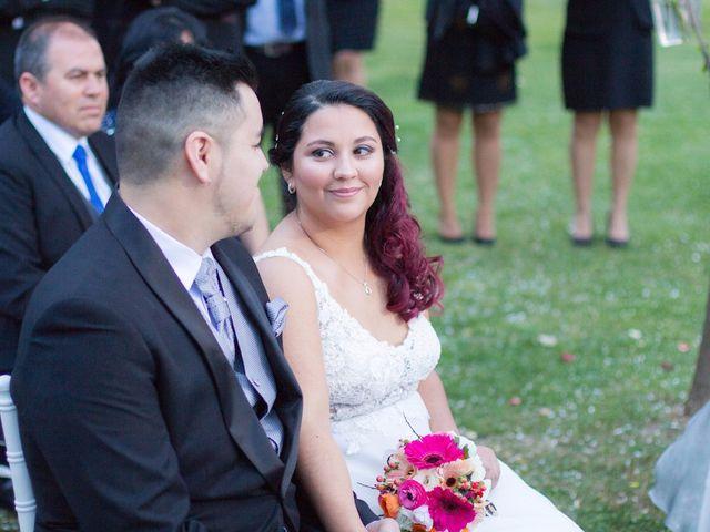 El matrimonio de Enzo y María José en San Bernardo, Maipo 27