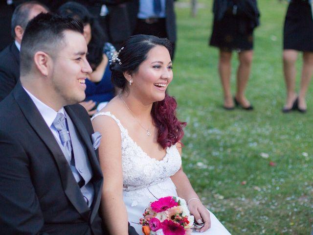 El matrimonio de Enzo y María José en San Bernardo, Maipo 2