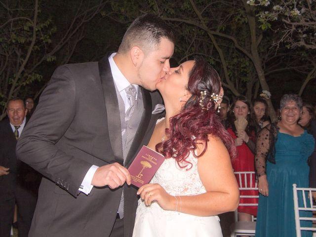 El matrimonio de Enzo y María José en San Bernardo, Maipo 30