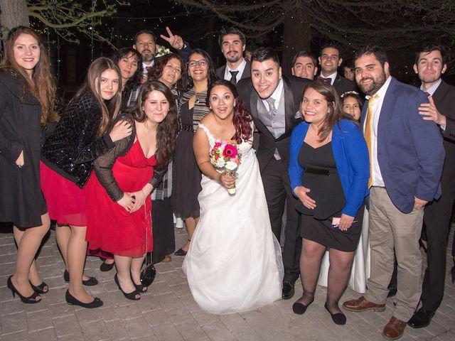 El matrimonio de Enzo y María José en San Bernardo, Maipo 33