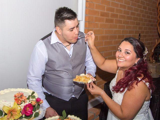 El matrimonio de Enzo y María José en San Bernardo, Maipo 43