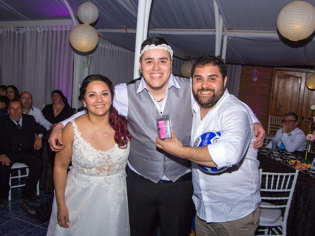 El matrimonio de Enzo y María José en San Bernardo, Maipo 49