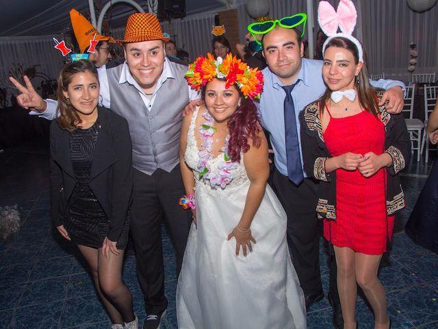 El matrimonio de Enzo y María José en San Bernardo, Maipo 58