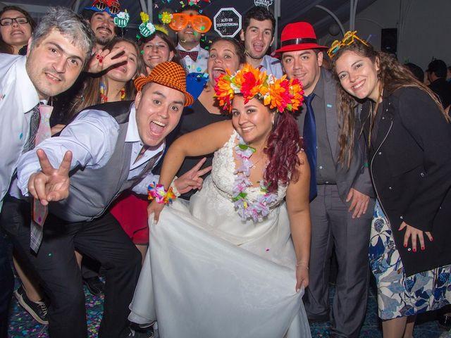 El matrimonio de Enzo y María José en San Bernardo, Maipo 59