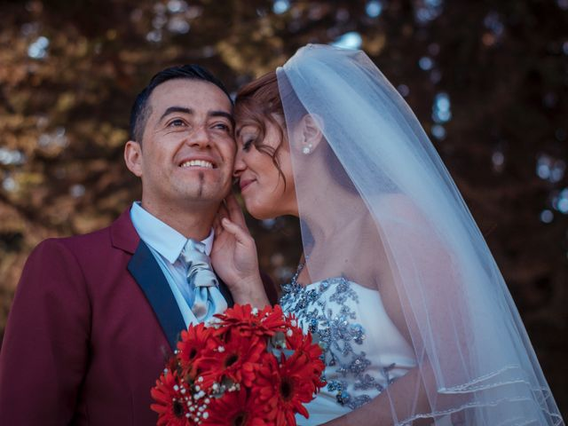El matrimonio de Carmen y Luis