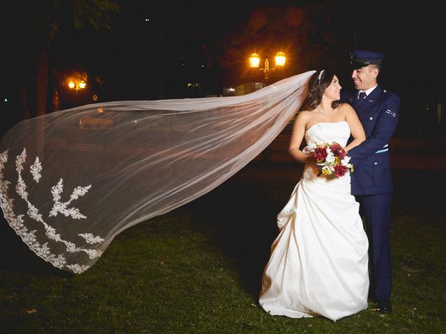 El matrimonio de Stefany y Leandro