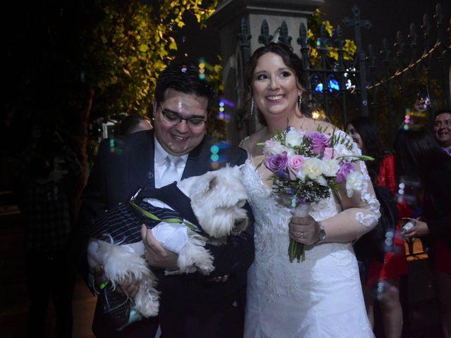 El matrimonio de Dominic y Philip