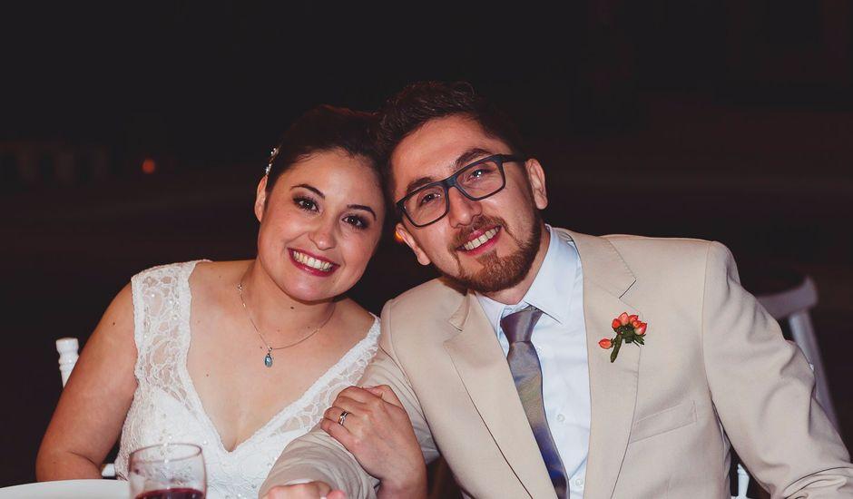 El matrimonio de Alvaro y Jeral  en San Bernardo, Maipo