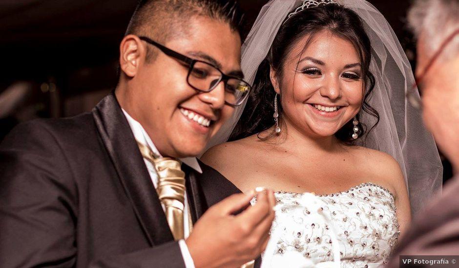 El matrimonio de boris y catalina en maip santiago for Viveros en santiago maipu
