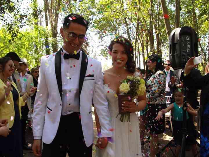 El matrimonio de Sonia y Bastian