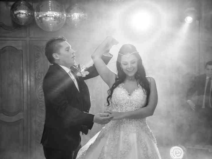 El matrimonio de Steffany y Alexander