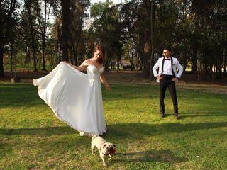 El matrimonio de Sonia y Bastian 1