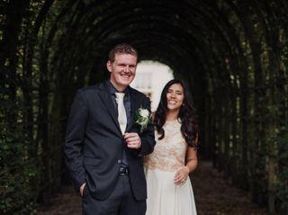 El matrimonio de Izu y Wouter 1