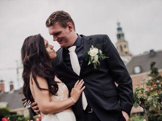 El matrimonio de Izu y Wouter 2
