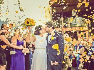 El matrimonio de Ivana y Sebastián 2