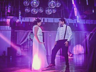 El matrimonio de Ivana y Sebastián 3