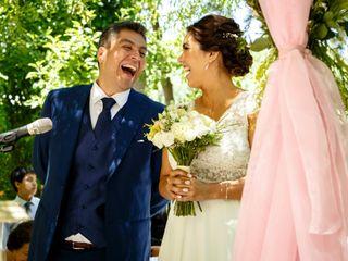 El matrimonio de Ángela y Juan José 1