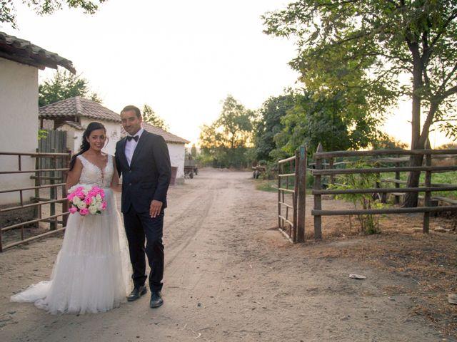El matrimonio de Beatriz y Juan Pablo