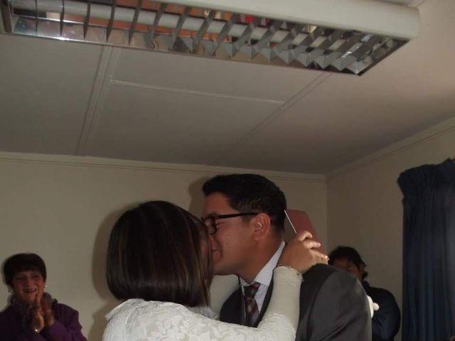 El matrimonio de Miguel  y Andrea en Santa María, San Felipe de Aconcagua 2
