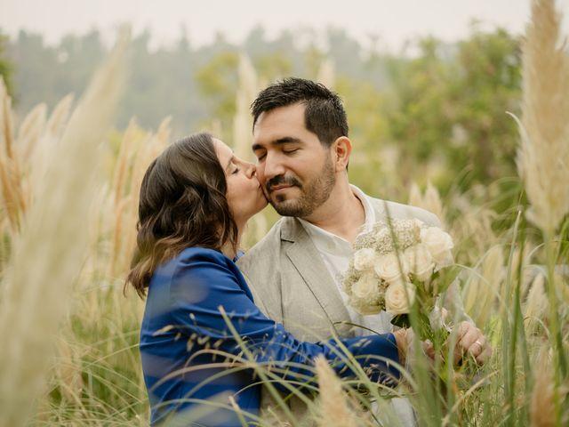 El matrimonio de Katy y Álvaro