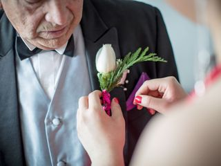El matrimonio de Daniela y Sebastián 3