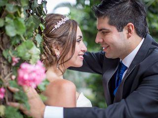 El matrimonio de Daniela y Sebastián