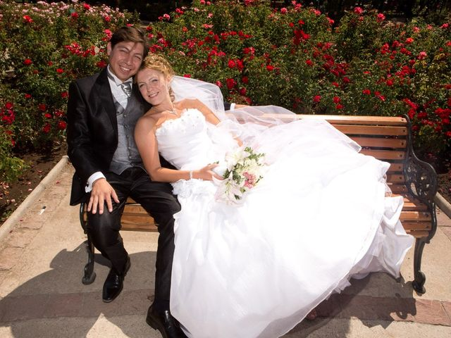 El matrimonio de Yulia y Christian