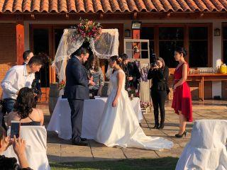 El matrimonio de Amador  y Karina  1