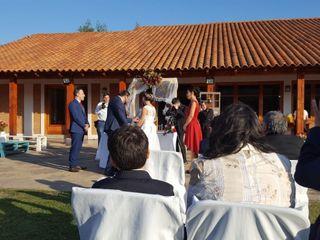 El matrimonio de Amador  y Karina  2