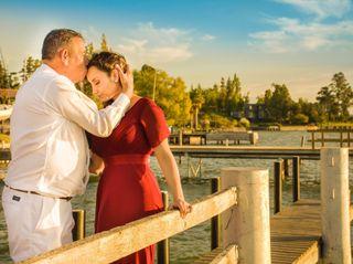 El matrimonio de Alejandra y David 2