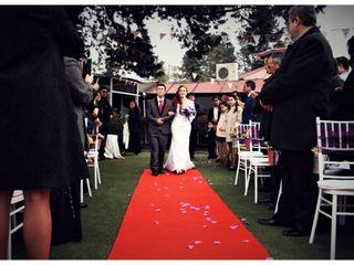 El matrimonio de Gisselle y Felipe 1