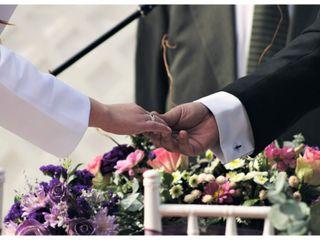 El matrimonio de Gisselle y Felipe 3
