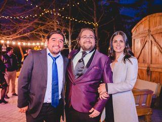El matrimonio de Bárbara y Juan 1