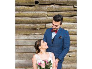 El matrimonio de Ximena y Pablo 2