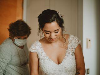 El matrimonio de Marta y José 1