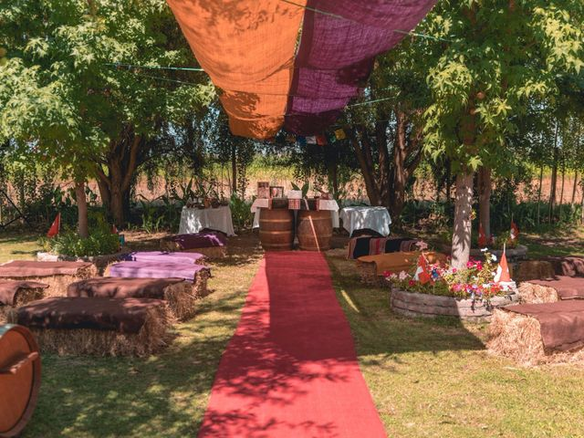 El matrimonio de Rafa y Corinne en Santa Cruz, Colchagua 17