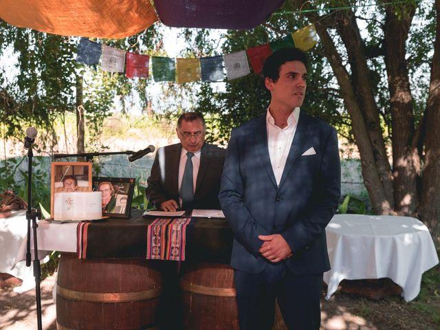 El matrimonio de Rafa y Corinne en Santa Cruz, Colchagua 42