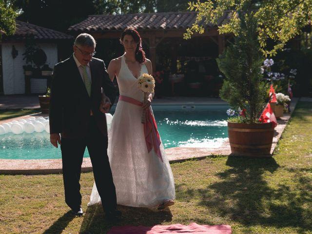 El matrimonio de Rafa y Corinne en Santa Cruz, Colchagua 43