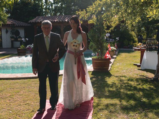 El matrimonio de Rafa y Corinne en Santa Cruz, Colchagua 44